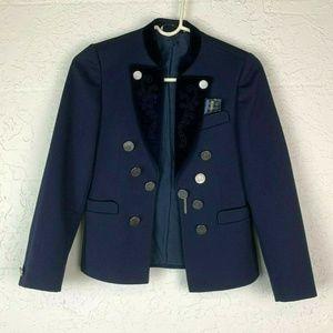 Vintage Hofer Modell Jacket Military Blazer Jacket